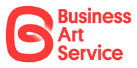 Business Art Service Logo
